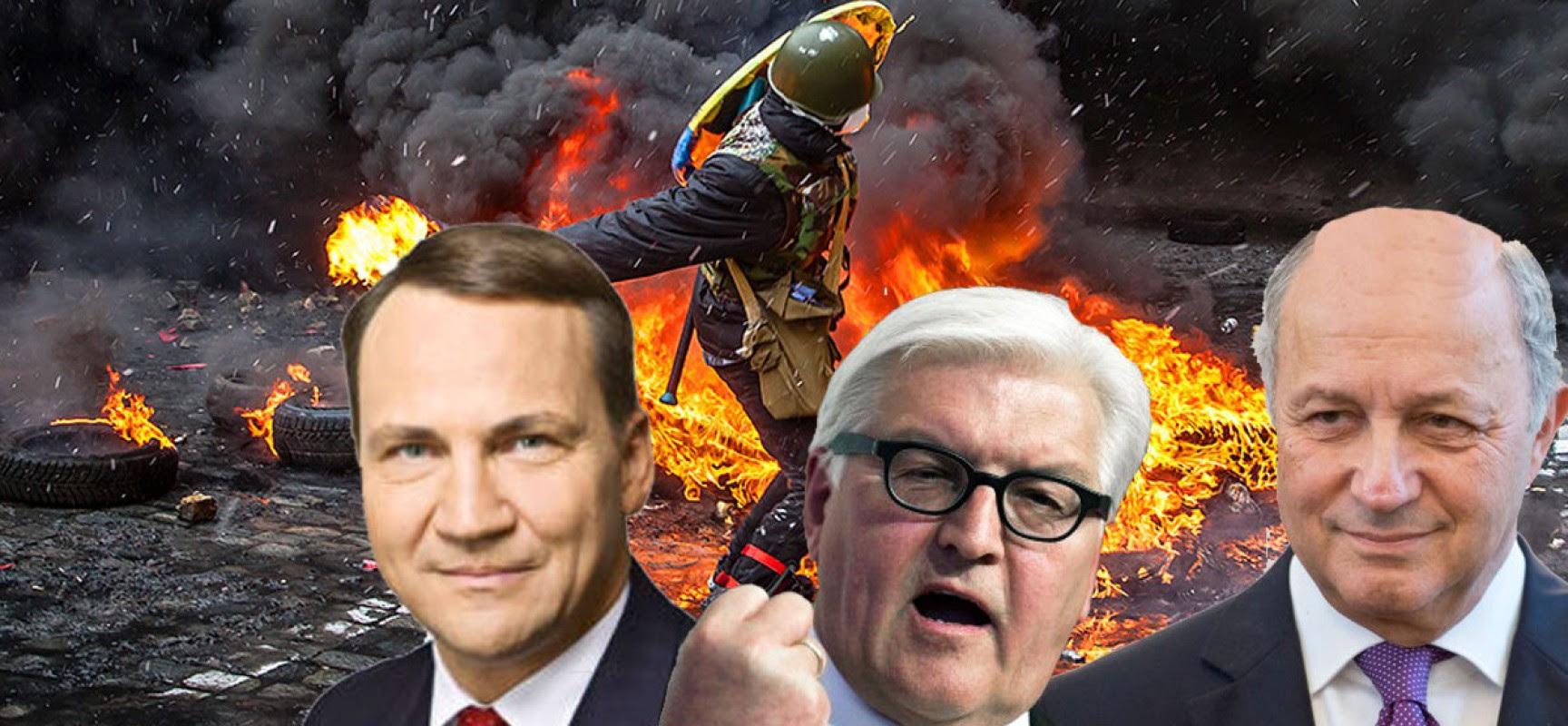 Les ministres des Affaires étrangères d'Allemagne, de France et de Pologne, convoqués devant un tribunal russe !