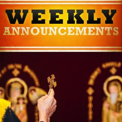 This week: HG Bishop David and The Upcoming Ordination