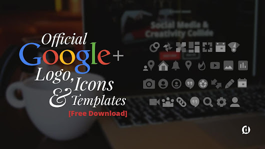 Official Google+ Logo, Icons and Templates