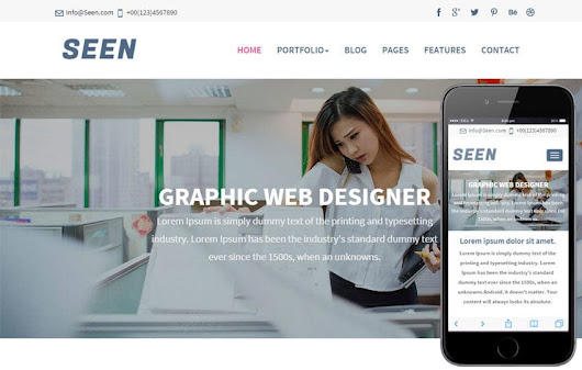 Seen a Corporate Business Flat Bootstrap Responsive Web Template by w3layouts