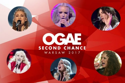 Poll: Who should win the OGAE Second Chance Contest 2017? | wiwibloggs