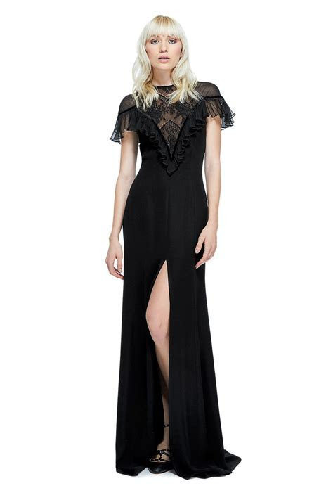 50  Black Wedding Dresses You Can Buy Right Now   A