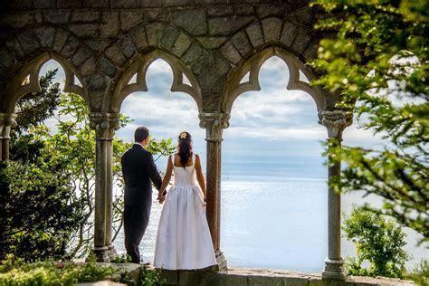 Hammond Castle Wedding Photography   New England Weddings