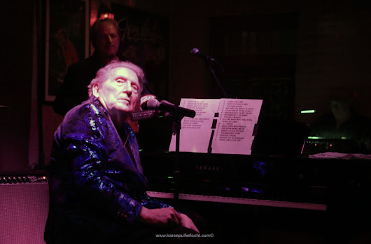 Jerry Lee Lewis Brings in New Year 2017-2018