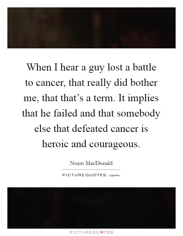 Defeating Cancer Quotes Sayings Defeating Cancer Picture Quotes