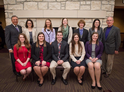 Kansas State University selects Civic Leadership Scholarship winners and finalists | Kansas State University | News and Communications Services