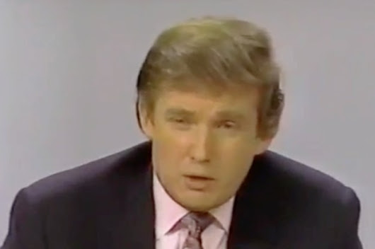 "In 1987 Interview, Trump Said Things Had Gone ""Very Bad"" For Reagan"