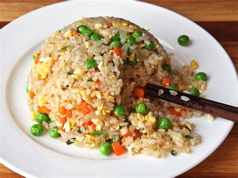 easy vegetable fried rice recipe  eats