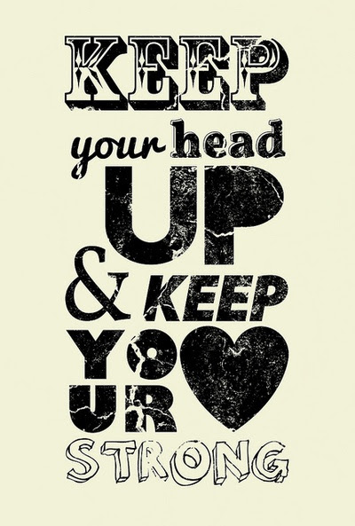 Liar Quotes Keep Your Head Up 6 Quote