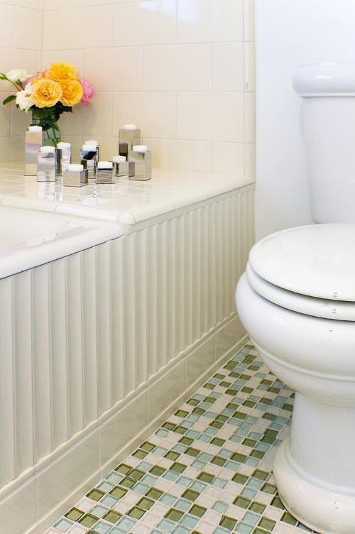 Amoroso Design contemporary bathroom