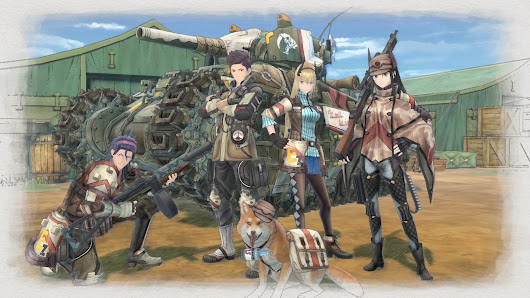 SEGA Announces Valkyria Chronicles 4 for a Worldwide Release on PS4, Switch and Xbox One in 2018! - Segalization
