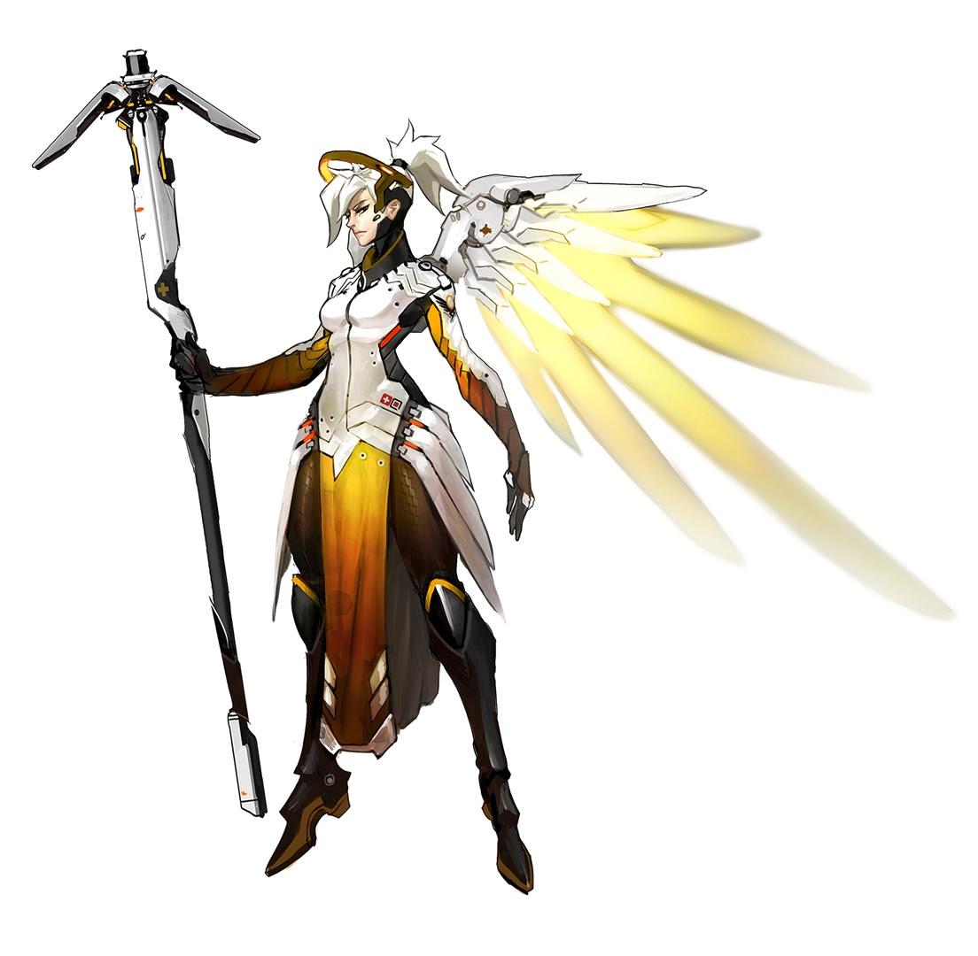 overwatch character art 12
