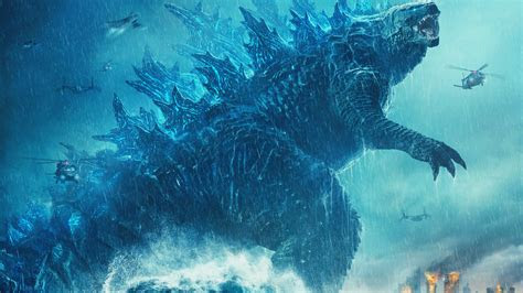 godzilla king   monsters  poster hd movies
