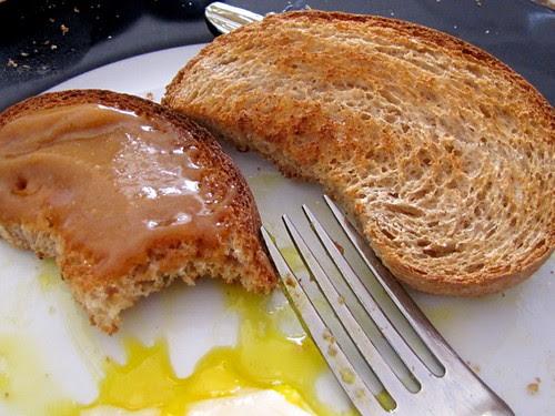 Kaya on Whole Wheat Toast
