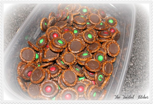Chocolate Wreaths