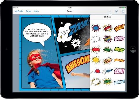 App To Create Comic Strip