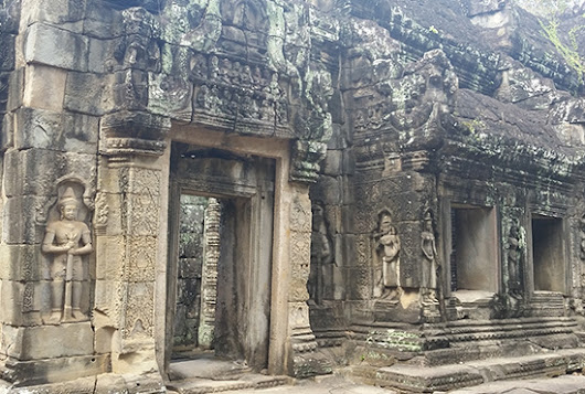 I will give you photos of Angkor Wat Temples