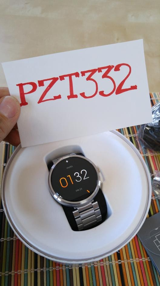 Moto 360 (Smart Watch) For Sale - PZT332 - $131 | Swappa