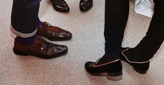 Why Shoes Are the Key to a Comfortable Office Temperature