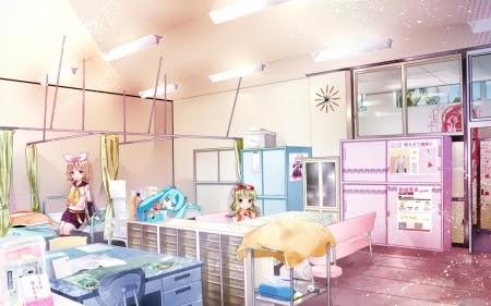Anime Bedroom Background Wallpaper Home Design Ideas