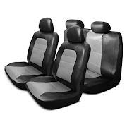 Pilot Automotive Black//Gray Pilot SC-5030E Super Sport SC Kit