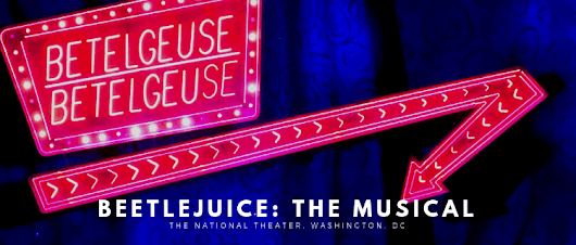Beetlejuice: The Musical, The Musical, The Musical! | Her Life in Ruins