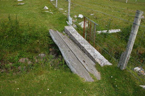 Footbridge on Iona