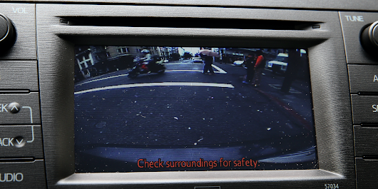 Backup Cameras Are Now Required On All New Vehicles Sold in the U.S.