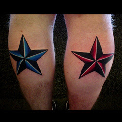 Star Tattoo Meanings Itattoodesignscom