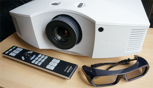 Sony VPL-HW55ES Projector Review