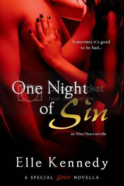 One Night of Sin Cover
