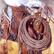 Western Themes In Art | Horses By McGee | Horses By McGee