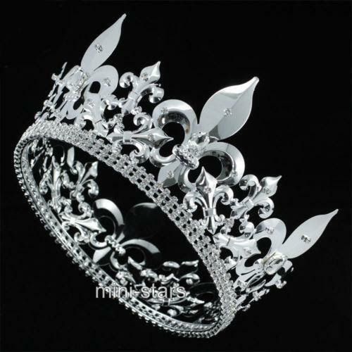Mens King Crown Ebay