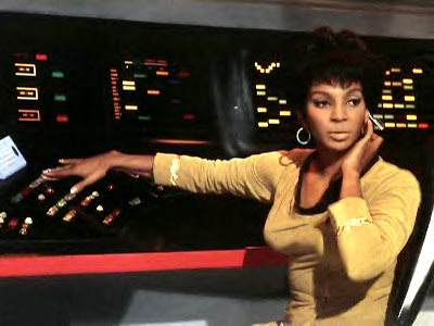 Lt. Uhura gets Remixed