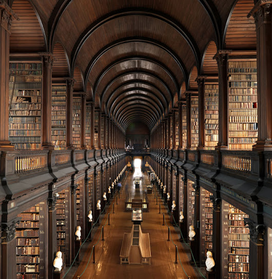 45+ Of The Most Majestic Libraries In The World | Architecture & Design