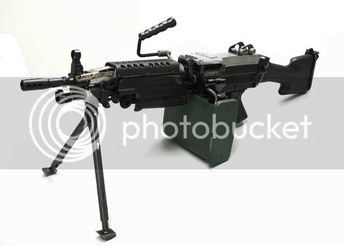 Armas del Counter: M249