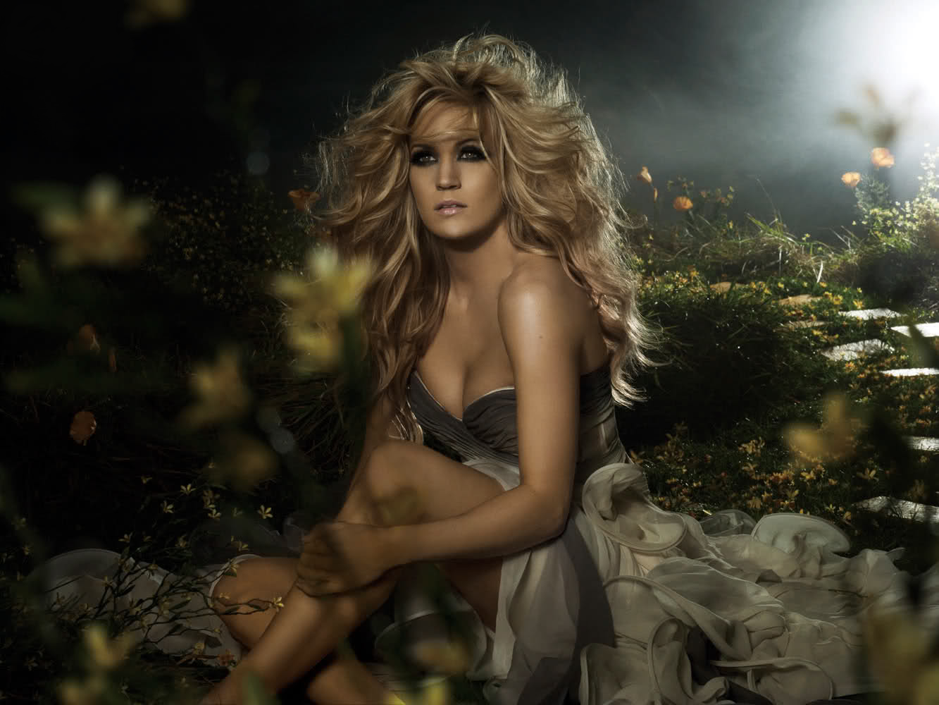 Blown Away (Promo), Carrie Underwood