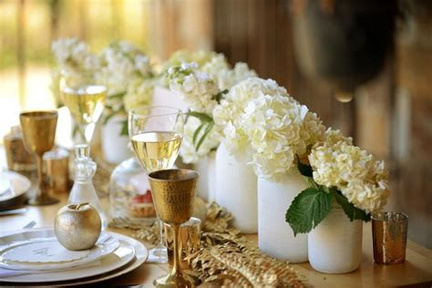 Romantic Gold and White Wedding Ideas   Every Last Detail