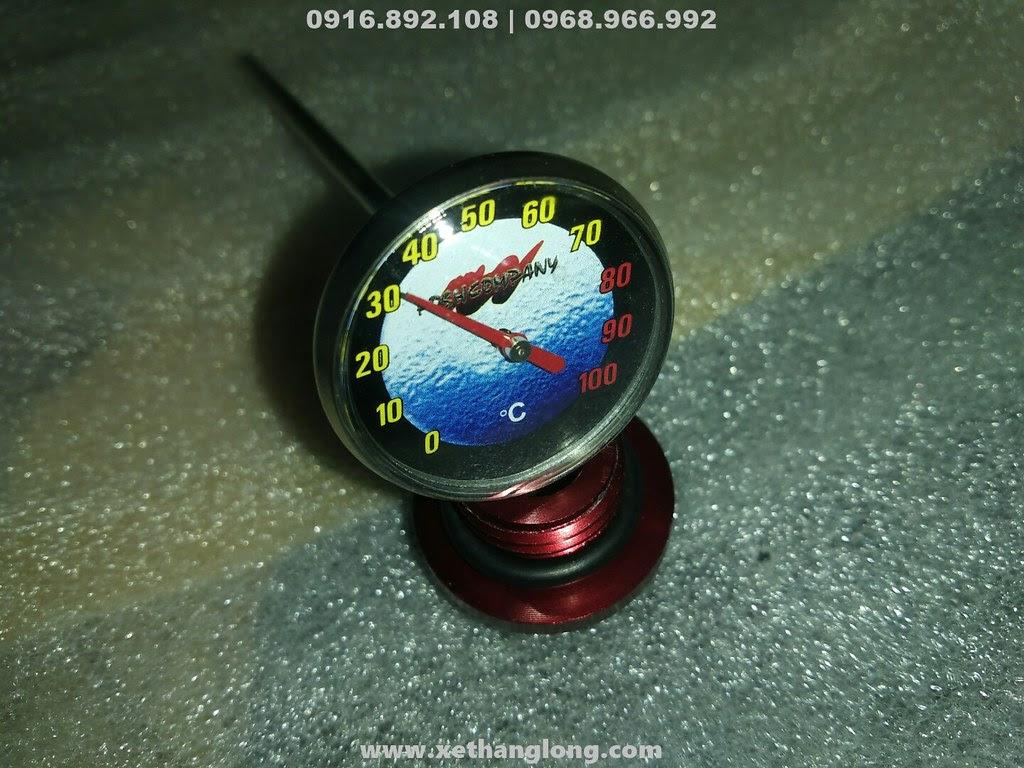 Mặt đồng hồ của que đo nhiệt độ