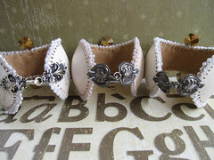 Baseball Cuffs: Custom Order! 5