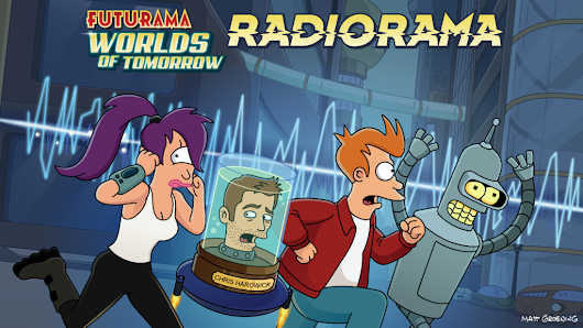 A Brand New FUTURAMA Episode is Coming to The Nerdist Podcast! | Nerdist