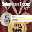 Ah' Pizz Wins Best of Essex 2014 Award for Best Pizza from Suburban Essex Magazine