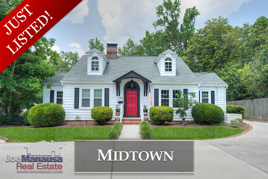 JUST LISTED - Two Great Homes For Sale In Midtown Tallahassee