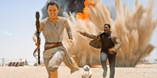 The Force Awakens Review – Spoiler Free