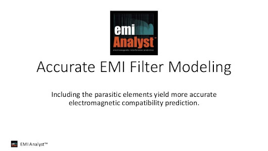 Improve EMC Testing with Better EMI Filter Models