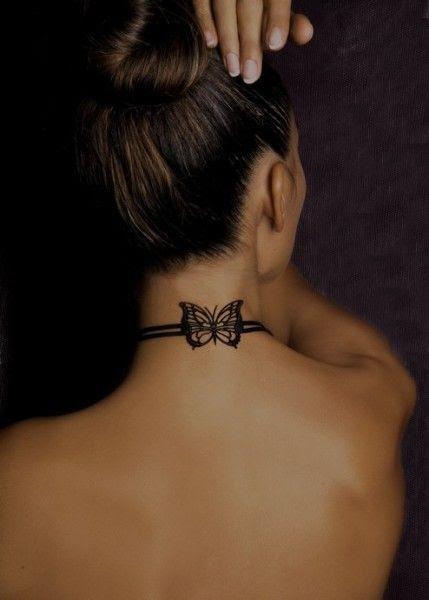Tatuaje En El Cuello Modelos De Tatuajes En El Cuello Para Hombres