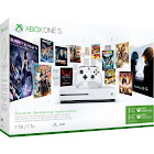 Microsoft Xbox One S Starter Bundle - 1 TB - Robot White