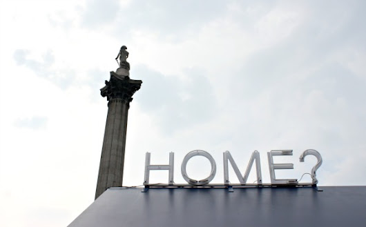 London Design Festival - A place called home