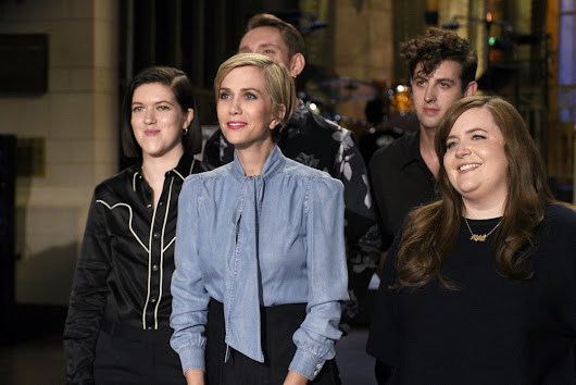 'SNL' Recap: Kristen Wiig Comes Home to 30 Rock