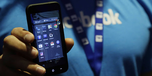 6 Things The Facebook Phone MUST Do